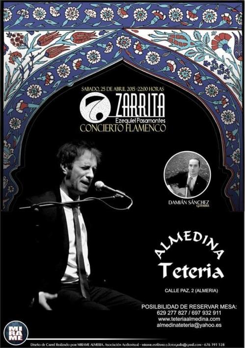 cartel Zarrita